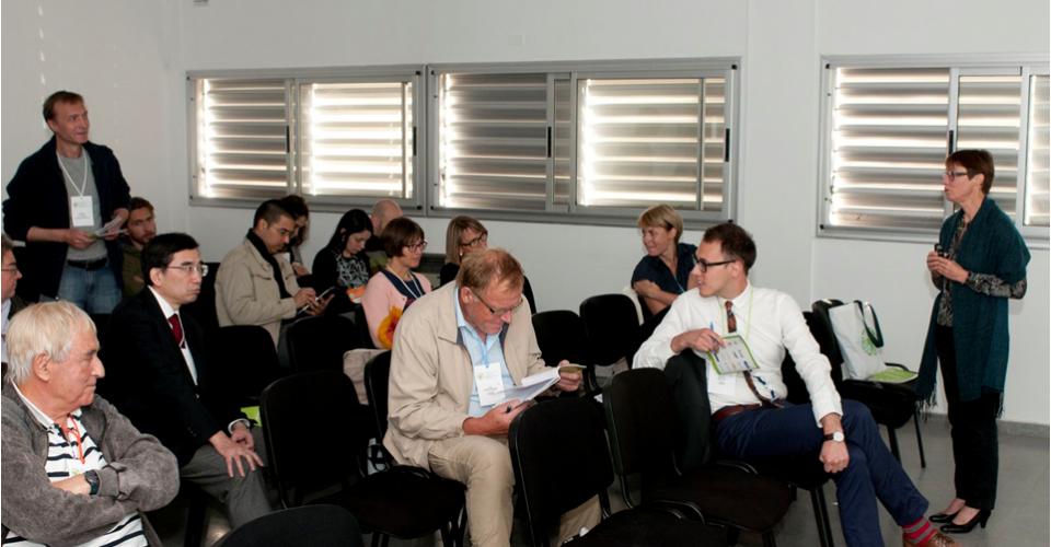 16th International Congress of Photobiology , Cordoba, Argentina, 2014 Kononov AI